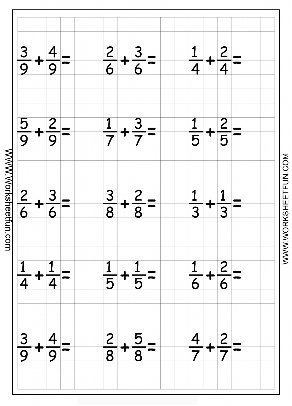 Awesome Math Worksheets For All My Grade Levels  So Nice I Dont