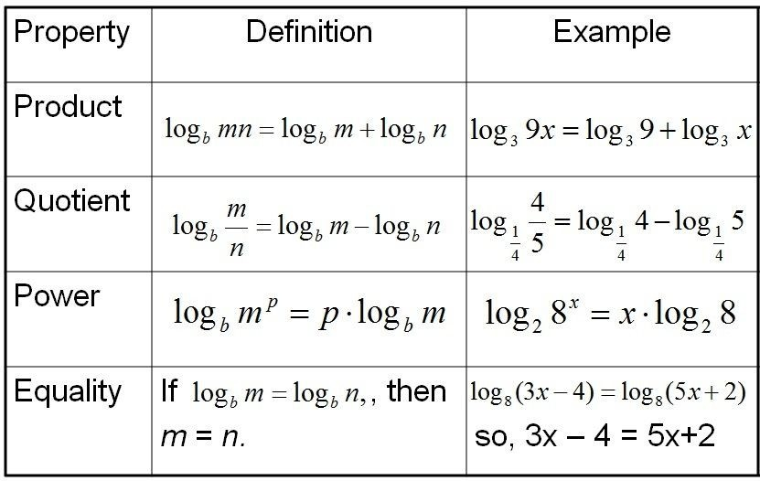 Bone Density Math And Logarithm Introduction