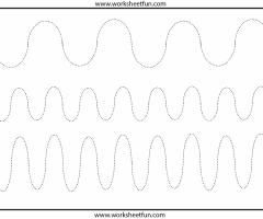 Curved Line Pattern