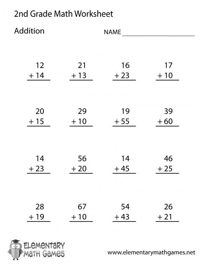 Free Second Grade Math Free Pictures