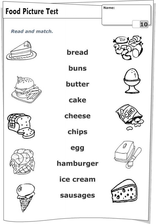Fun English Worksheets Printable