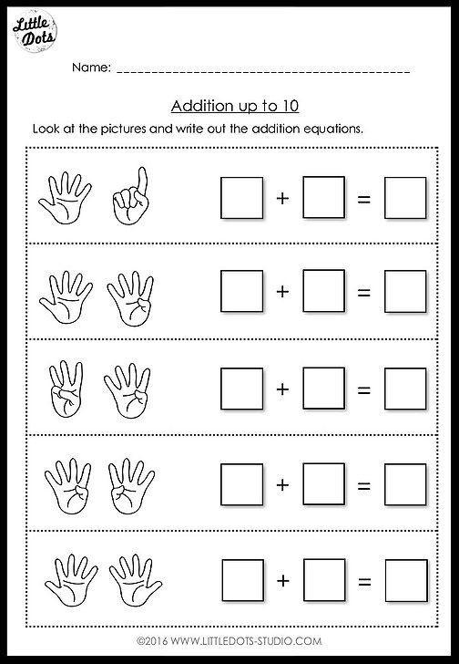 Addition Logic Worksheets | Worksheet Hero