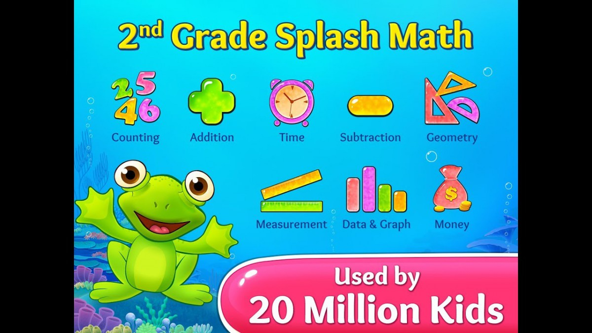 Nd Grade Splash Math Games Cool Worksheets For Kids To Learn