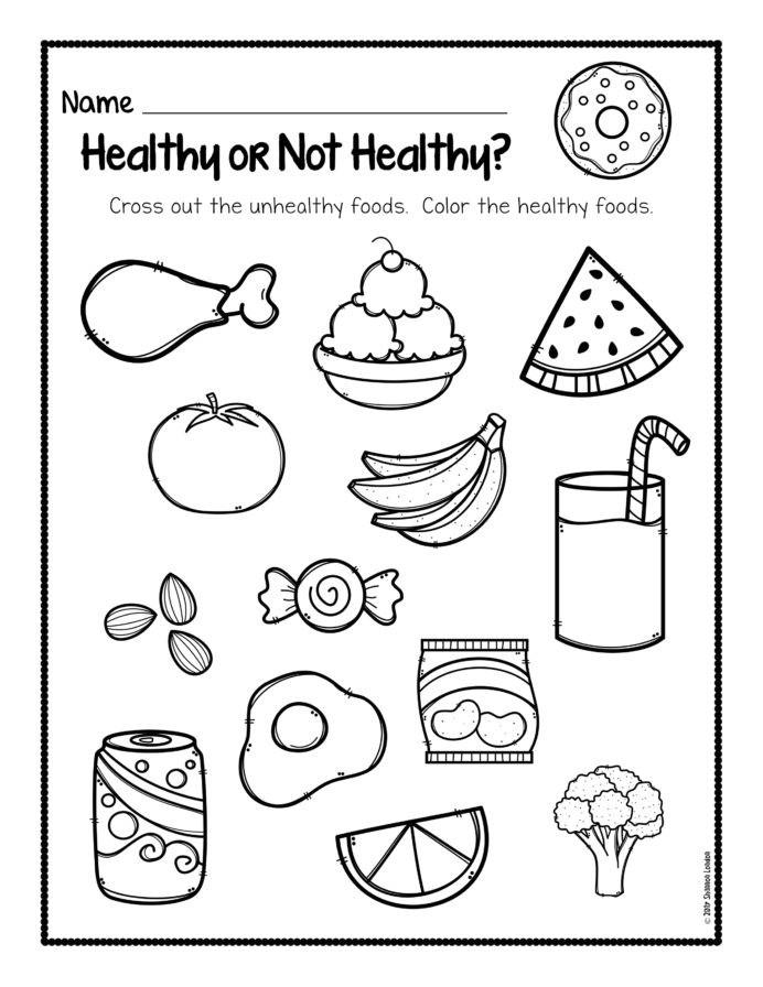 Vegetable Pattern Worksheet Printable Worksheets And Activities